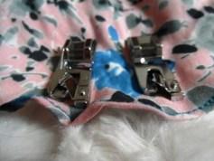 Rolled Hem Feet 4mm & 3mm